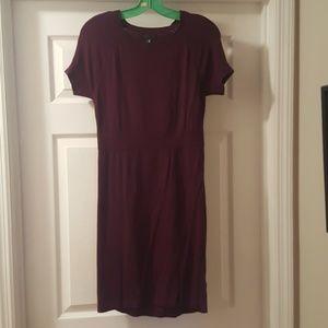 Cute lightweight short sleeve sweater dress